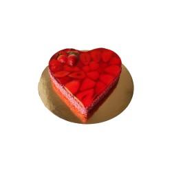 Srdce jahodové