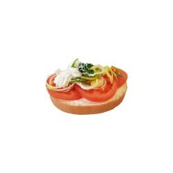 Párty chlebíček rajčatový
